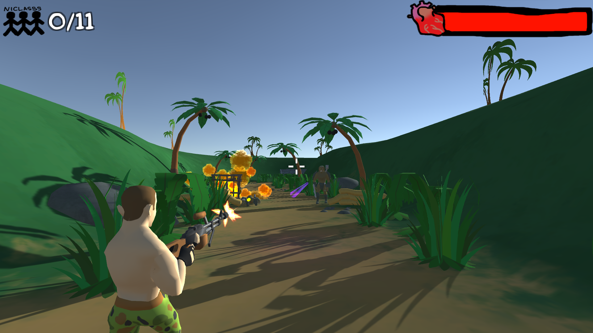 CHOPPA Screenshot 3