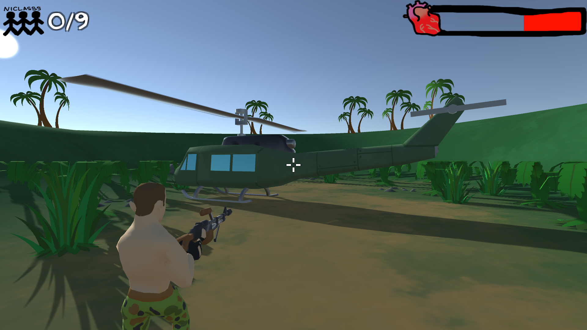 CHOPPA Screenshot 4